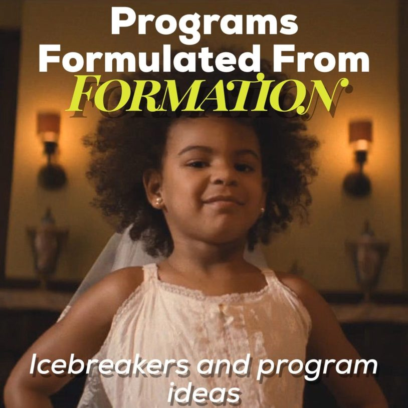 Programs Formulated From Formation