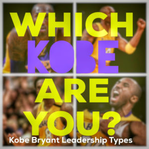 Which Kobe Are You?