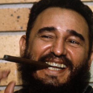 If Fidel Castro was a Student Leader of Mine