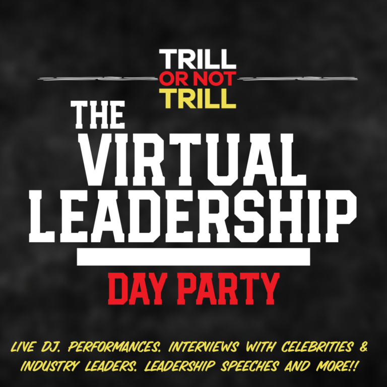 Virtual Leadership day Party