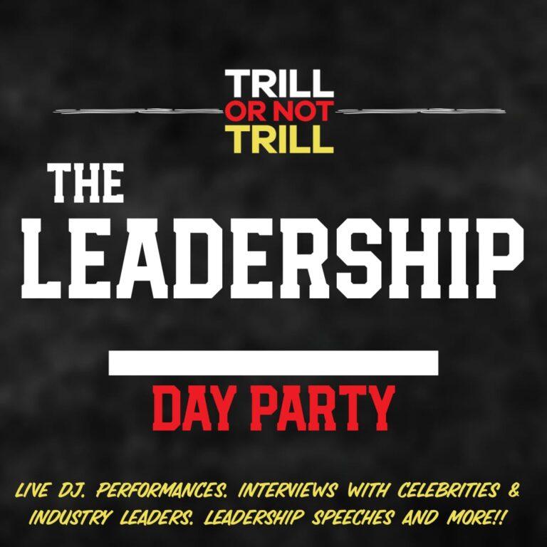 Virtual Leadership day Party