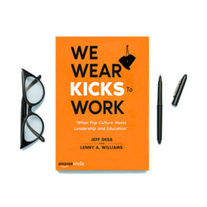 Book : We Wear Kicks To Work